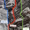 A view of Seyon and surrounding climbs