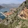 Skaljari: The Boneyard, Kotor Old Town, and the bay.