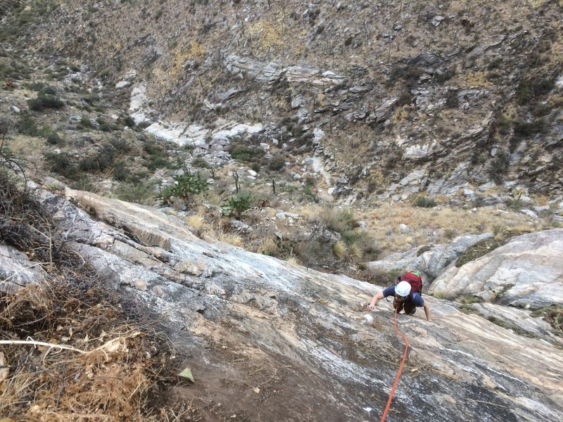 Ryan Boyden following the nicely featured 2nd pitch slab.