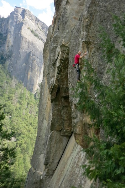 Legends of the Low Sierra Top Rope