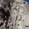 South Face Pinnacle Route