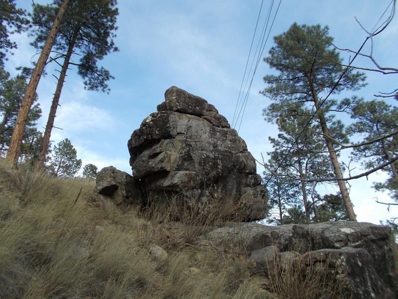 Desperation Boulder