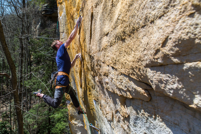 Sean Patton on Fruity Pants pulling yet another amazing move on perfect stone.