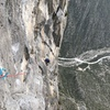 No idea what pitch this is. Stellar route!
