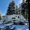 Late April snow in the Colorado Rockies!