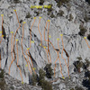 Juniper Wall Routes