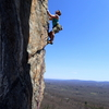 Can't beat the Gunks for exposure