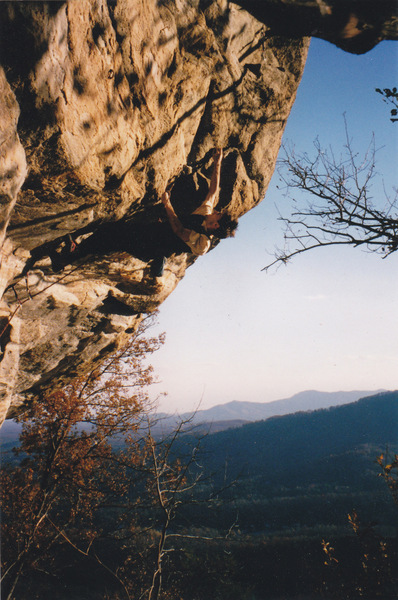 Dan Baines on Mad Dog 5.12 A/B, 1998