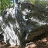 Marble Boulder