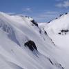 Clark Glacier Descent