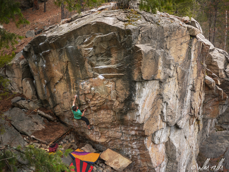 """Nic Williams on 'ABOVE THE CLOUDS"""" V5"""