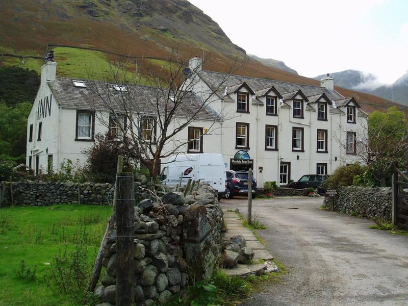 Wasdale Head Inn - 2010