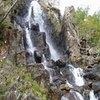 Waterfall on Sourmilk Ghyll
