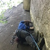 High quality climb. Still needs an anchor