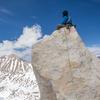 Dane on the summit.