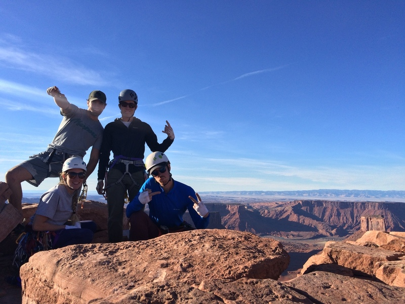"""The """"Crew"""" at the top!!"""
