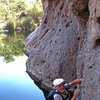 Doug Robinson traversing into Malibu for his first visit.