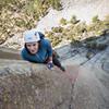 Climber Marianna Moss<br> Photo By Anthony Johnson (agjohnsphotography)