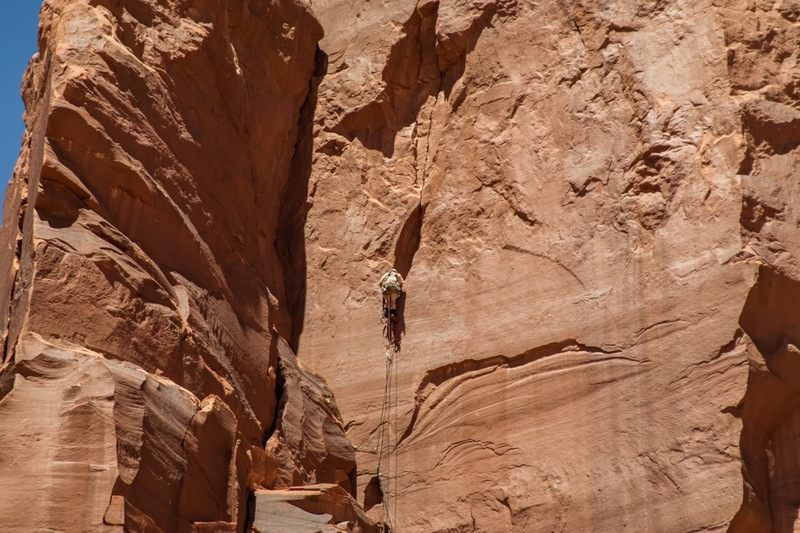 Myself on the third pitch, some really nice people drove by and took this of me.