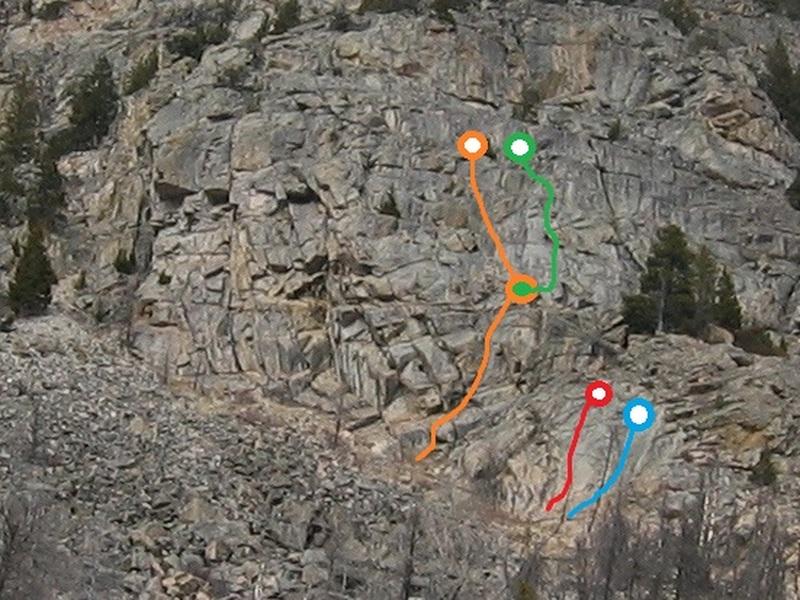 2 pitch orange route