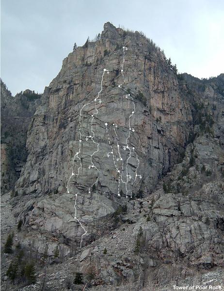 Tower of Poor Rock