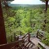 Stairway to overlook