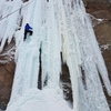My first ice climb ever, instantly hooked