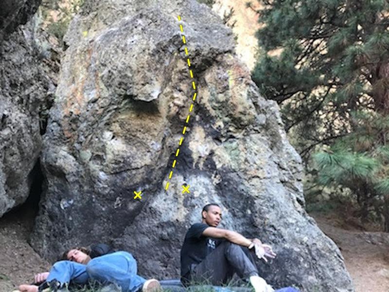 Charlotte's Web Boulder