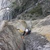 finally into some fingers at the top of P4. wild pitch