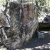 Illium bouldering traverse.
