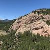 Staunton State Park rock.