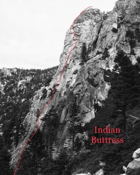 Indian Buttress