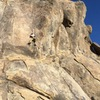 Mike Forest leading the Unknown 10b