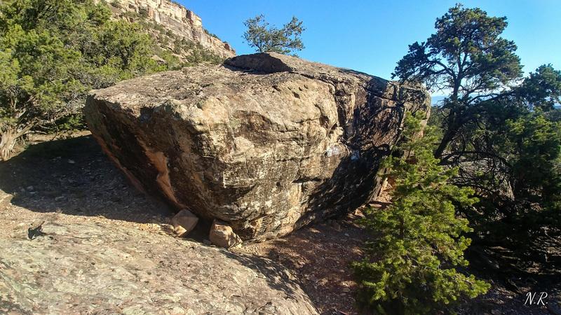 Fabled Boulder.