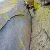 Pitch 3. More fun 5.8 climbing.