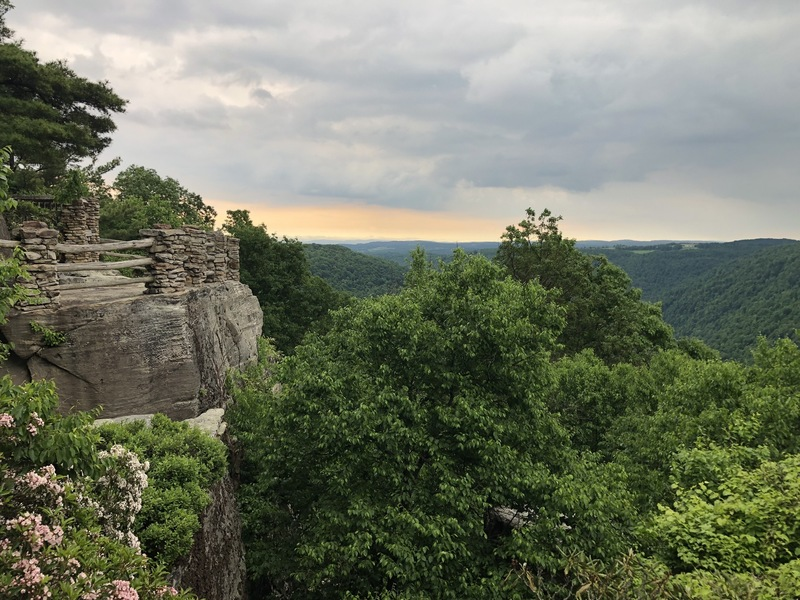 Coopers Rock<br> Photo: Heather Farr