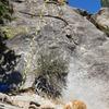 Phantom Ore Cart (5.10b), Holcomb Valley Pinnacles