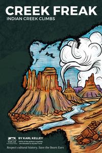 Indian Creek Utah Map.Rock Climbing In Indian Creek Moab Area