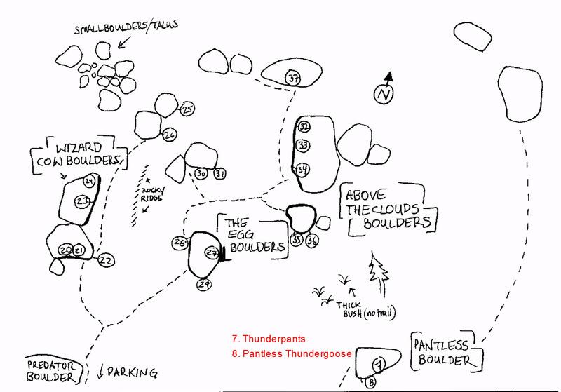 Pantless map