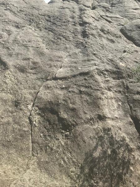 More close up look at this really fun climb. Little Gremlins- 5.7