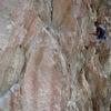 Chris Hatzai taking a long ride on Caveman