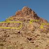 Golden Valley Rock Climbing Area