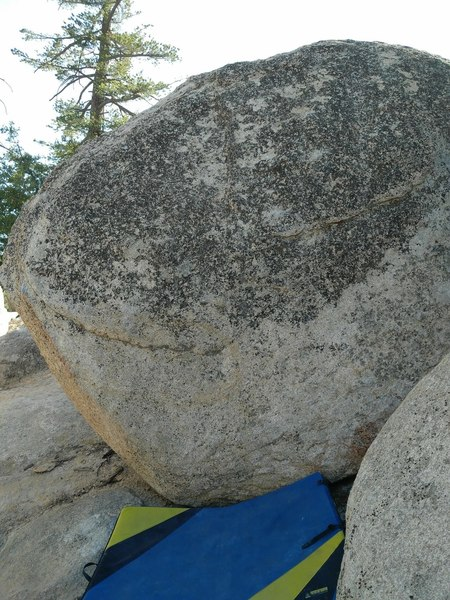 Sierra Boulder Slab