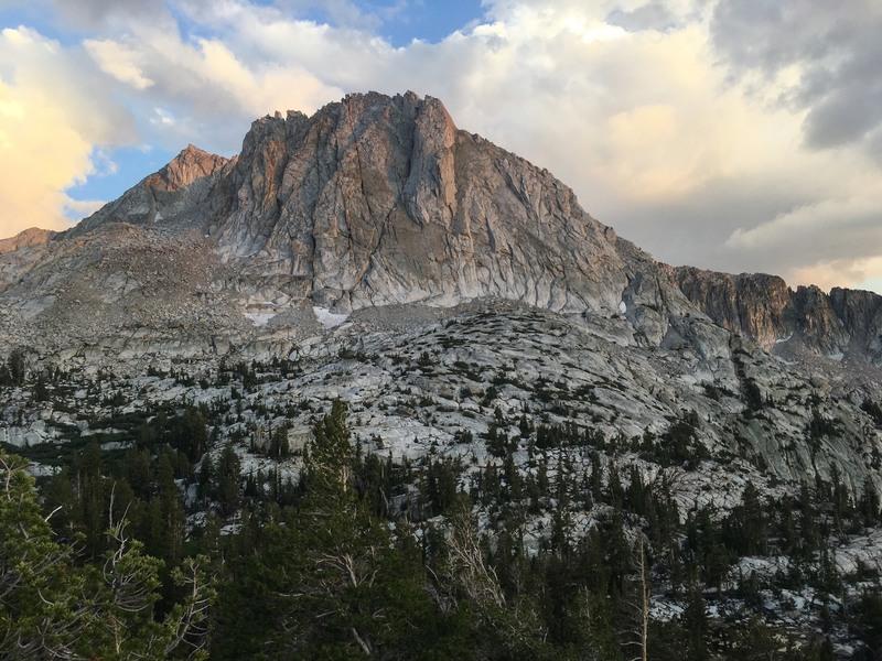 Piscator Peak
