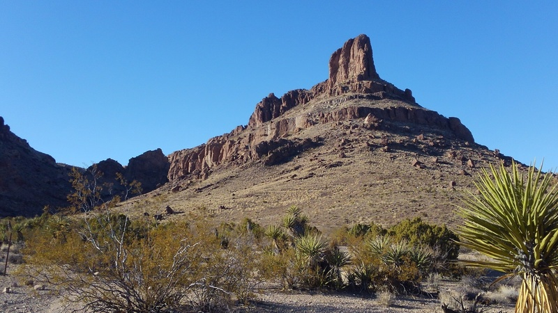Black Mountains Golden Valley AZ