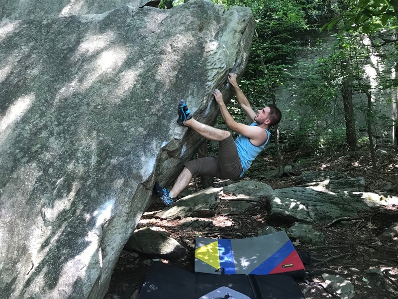 Conquering the east's hardest V3