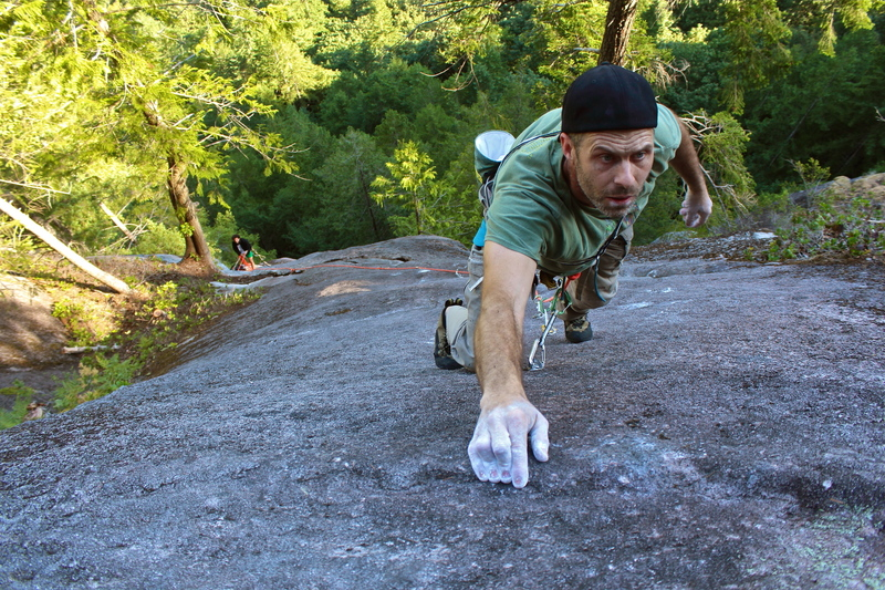 Rock Climbing in Index, Central-West Cascades & Seattle