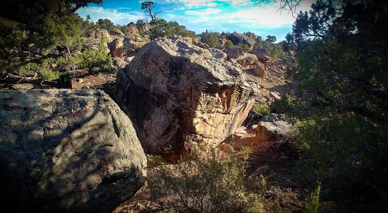 Kitty Hawk Rock.