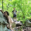 One climber's struggle is another's entertainment on this fun problem