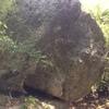 The Bad Boulder (left side)